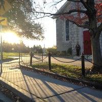 Photo taken at St. Joseph Catholic Church by Maria P. on 11/10/2013