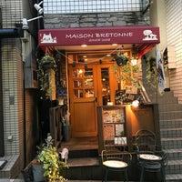 Das Foto wurde bei メゾン ブルトンヌ ガレット屋 von Satoshi A. am 8/11/2017 aufgenommen