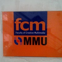 Photo taken at Faculty of Creative Multimedia (FCM) by Shah ク. on 4/24/2013