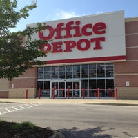 Photo taken at Office Depot by Chris R. on 7/9/2013