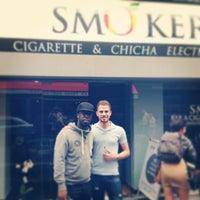 Photo taken at SmOker's by SmOker's on 7/24/2013