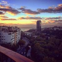 10/29/2015 tarihinde Müjde C.ziyaretçi tarafından Spago İstanbul by Wolfgang Puck'de çekilen fotoğraf
