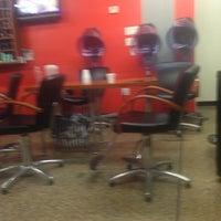 Photo taken at Millies Hair Salon by Arianna R. on 9/3/2013