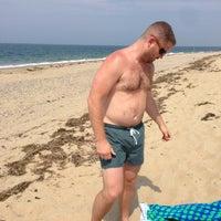 Photo taken at Gay Beach by Joseph P. on 7/20/2013