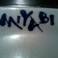 Photo taken at Miyabi Japanese Steak House by Alisha G. on 7/26/2013