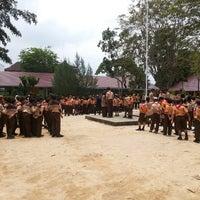Photo taken at SMAN 1 Pangkalpinang RSBI by Khairil A. on 3/9/2014