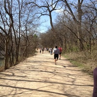 Photo taken at Lady Bird Lake Trail by jorge P. on 2/3/2013