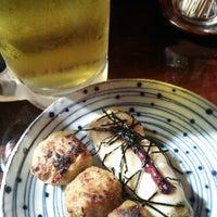 Photo taken at 鳥吉 by vinegar on 9/1/2013