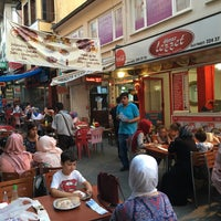 Photo taken at Lezzet Döner by Ibrahim K. on 6/25/2016