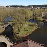 Photo taken at Замок Радомиcль / Radomysl Castle by Lyudmila R. on 4/6/2014