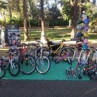 Photo taken at Zoco parque Maria Luisa by Quiquecicle on 1/26/2014