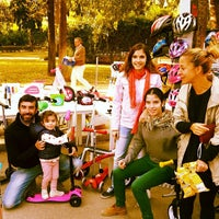 Photo taken at Zoco parque Maria Luisa by Quiquecicle on 11/23/2013