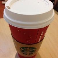 Photo taken at Starbucks by Tiffany S. on 11/11/2013