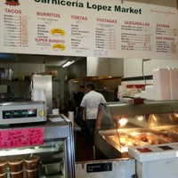 Photo taken at Carneceria Lopez Market by ImportHater♎🔭🎱🎺🍻🐾🌅🏁 ☣. on 12/18/2012