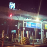 Photo taken at Plaza Tol Kuala Kangsar by Sam K. on 7/26/2013