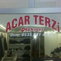 Photo taken at Acar Terzi Mehmet by Acar Terzi M. on 4/17/2014