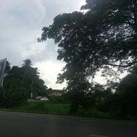 Photo taken at Sungai Lubok Mulong by megat h. on 10/6/2012