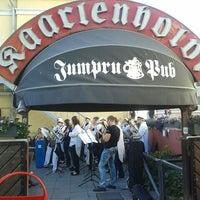 Photo taken at Jumpru pub by Sergei on 8/31/2013