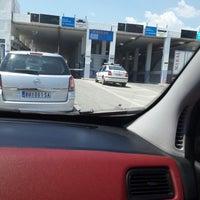 Photo taken at Greece Kipoi Border Station by Alev Ç. on 7/26/2013
