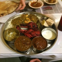 Photo taken at Kashmir Indian Restaurant by Ray H. on 5/8/2015