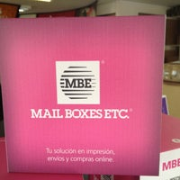 Photo taken at MBE Mail Boxes Etc. by José Luis E. on 8/10/2013