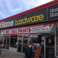 Photo taken at Home Hardware by Duane J. on 10/15/2013