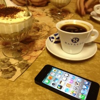 "Photo taken at Кафе ""Моє місто"" by Влад М. on 8/1/2013"