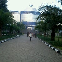 Photo taken at Telkom Engineering School (TES) by Dewi O. on 11/23/2012
