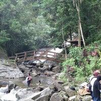 Photo taken at Air Terjun Sg. Gabai (Waterfall) by Azhuda S. on 2/16/2013