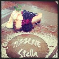 Photo taken at Pizzeria Stella by Baruše on 11/17/2013
