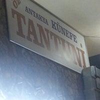 Photo taken at Öz Antakya Künefe by Şura Ö. on 8/29/2013