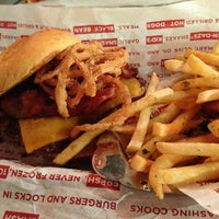 Photo taken at Smashburger by Jessica H. on 12/20/2012