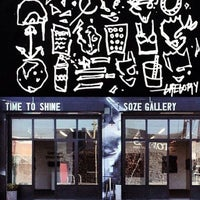 Photo taken at Time To Shine Gallery by Time S. on 11/2/2013