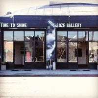 Photo taken at Time To Shine Gallery by Time S. on 1/28/2014