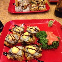 Photo taken at Kyoto Sushi and Grill by Erica C. on 9/29/2014