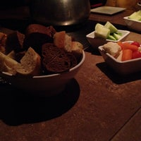 Photo taken at The Melting Pot by Erica C. on 4/9/2014