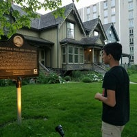 Photo taken at Woman's Club Of Evanston by Maribel S. on 6/6/2016