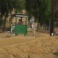Photo taken at Catcus Park BMX by Nanc D. on 9/3/2013