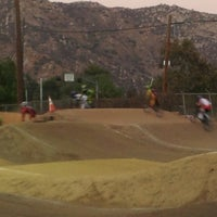 Photo taken at Catcus Park BMX by Nanc D. on 9/17/2013