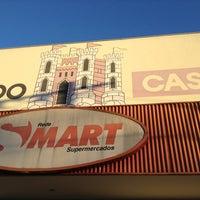 Photo taken at Supermercado Castelinho by John M. on 7/31/2013