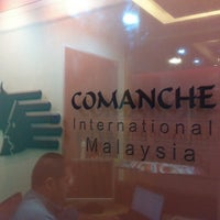 Photo taken at Comanche International Malaysia Sdn Bhd by Al T. on 9/26/2012
