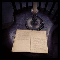 Photo taken at Edgar Allan Poe Cottage by Chauncey D. on 4/7/2013