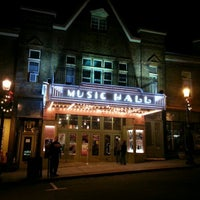 Photo taken at Tarrytown Music Hall by Chauncey D. on 12/4/2012