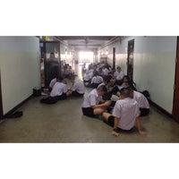 Photo taken at สระบัว โรงเรียนสวนกุหลาบวิทยาลัย นนทบุรี by A'army I. on 5/27/2015