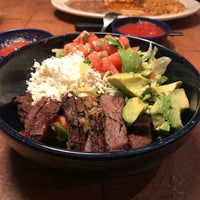 Photo taken at On The Border Mexican Grill & Cantina by Betty R. on 5/9/2017