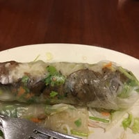 Photo taken at Pho Pasteur Restaurant by Betty R. on 7/28/2017