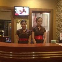 Photo taken at Thai Anma Spa by Alex K. on 8/3/2013