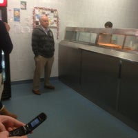 Photo taken at The Verne Chippy by Roger N. on 1/3/2013