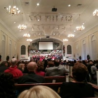 Photo taken at Columbia Baptist Church by Timothy K. on 12/25/2012