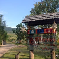 Photo taken at Kireethara Boutique Resort by ChiangMai V. on 5/8/2014